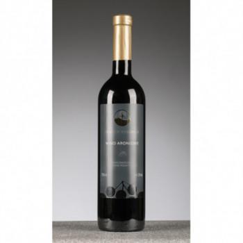 Wino Aroniowe Półwytrawne