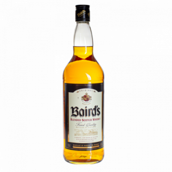 BAIRD'S BLENDED SCOTCH WHISKY