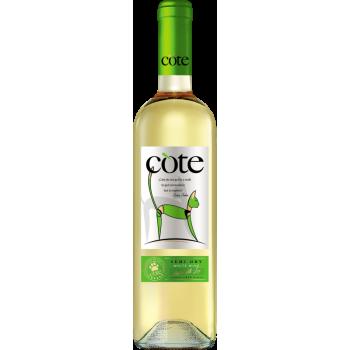Cote White Semi Dry 0,75l