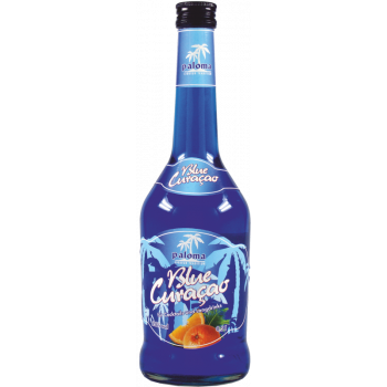 Paloma Blue Curacao 0,50 L
