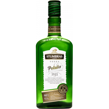 Stumbras Potato 0,5l (16)