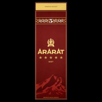Ararat Aged 5 Years...