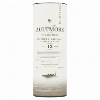 Aultmore Aged 12 Years...