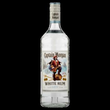 Captain Morgan White Rum 1 l