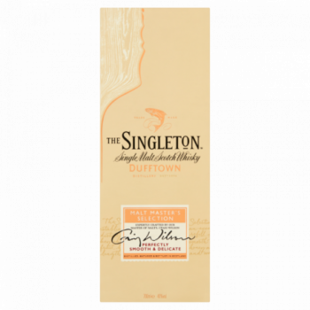 The Singleton of Dufftown...