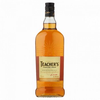 Teacher's Highland Cream...