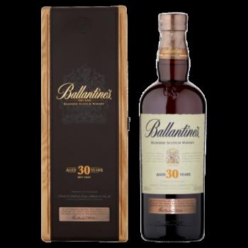 Ballantine's Aged 30 Years...