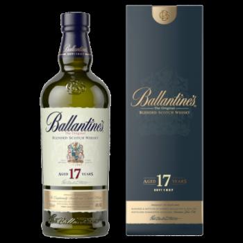 Ballantine's Aged 17 Years...
