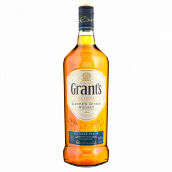 Grant's Ale Cask Finish...