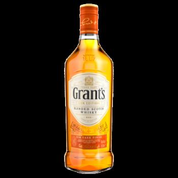 Grant's Rum Cask Finish...