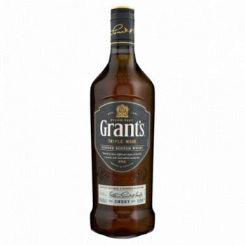 Grant's Triple Wood Scotch...