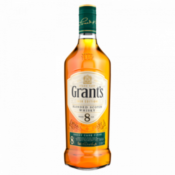 Grant's 8 Years Old Sherry...