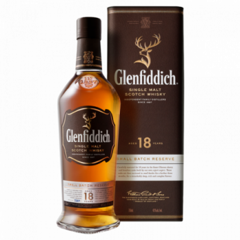 Glenfiddich Aged 18 Years...