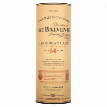 The Balvenie Caribbean Cask...