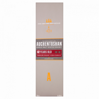 Auchentoshan 12 Years Old...
