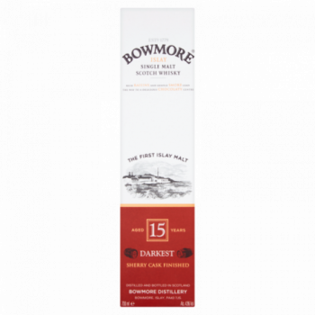 Bowmore Aged 15 Years...