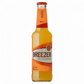 Bacardi Breezer Orange...