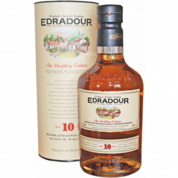 Edradour 10 Years Old...