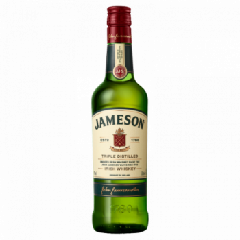 Jameson Irish Whiskey 500 ml