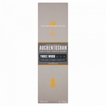 Auchentoshan Three Wood...