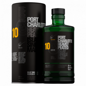 Port Charlotte 10 Scotch...