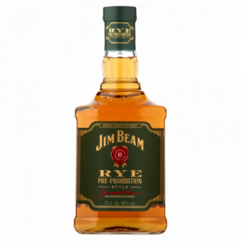 Jim Beam Rye Kentucky...