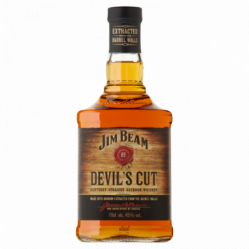 Jim Beam Devil's Cut...