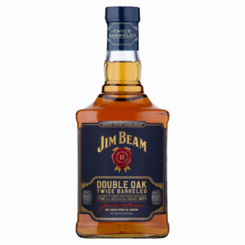 Jim Beam Double Oak Whiskey...