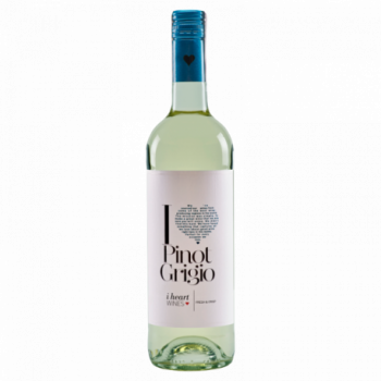 I Heart Pinot Grigio Wino...