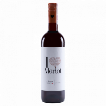 I Heart Merlot Wino...