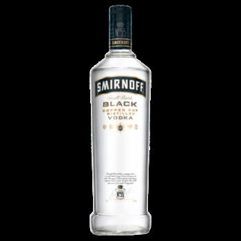 Smirnoff Black Wódka 1000 ml