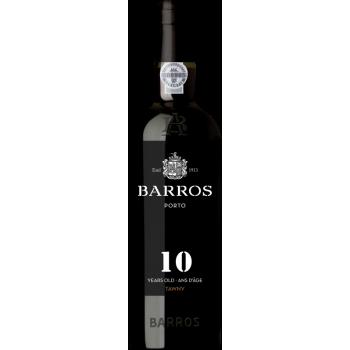 PORTO BARROS 10 YEARS OLD