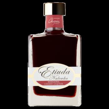 Etiuda Nalewka wiśniowa 500 ml