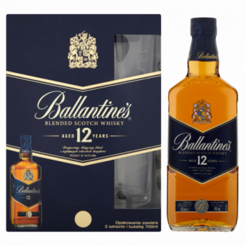 Ballantine's Szkocka whisky...