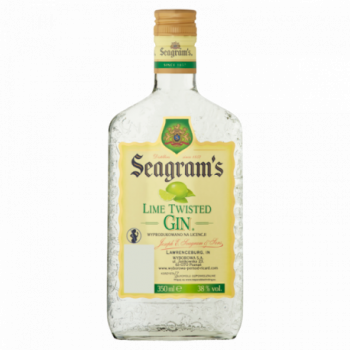 Seagram's Lime Twisted Gin...