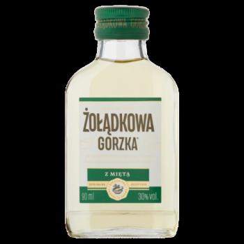 Żołądkowa Gorzka z miętą...