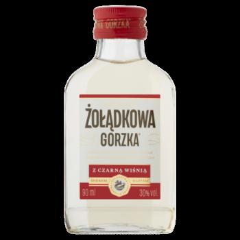 Żołądkowa Gorzka z czarną...
