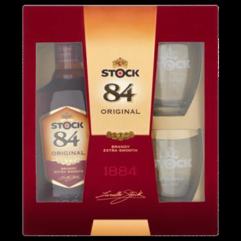 Stock 84 Brandy 0.7 l i 2...