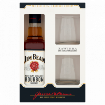 Jim Beam White Kentucky...