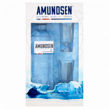 Amundsen Wódka 500 ml + 2...