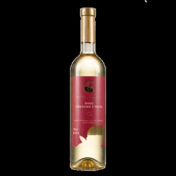 Wino Jabłko z Miętą Słodkie