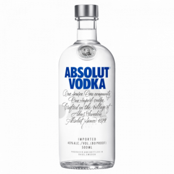 Absolut Wódka 500 ml
