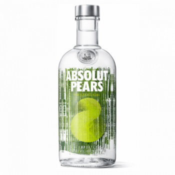 Absolut Pears Wódka o smaku...