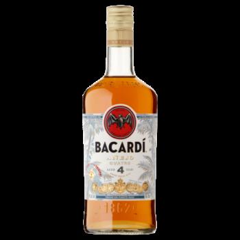 Bacardi Añejo Cuatro Rum...