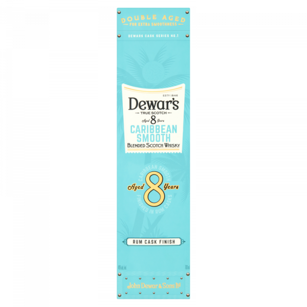 Dewar's Aged 8 Years Blended Scotch Whisky 700 Ml