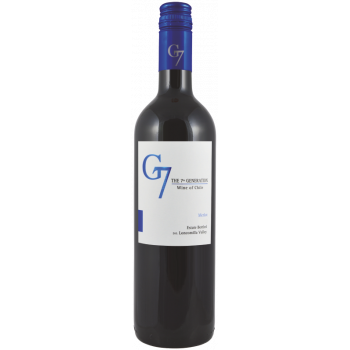 G7 Merlot 0,75 L