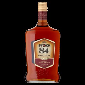 Stock 84 Brandy 1 l