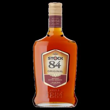 Stock 84 Brandy 0,7 l