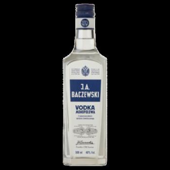 J.A. Baczewski Vodka...