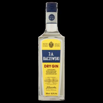 J.A. Baczewski Dry Gin 700 ml